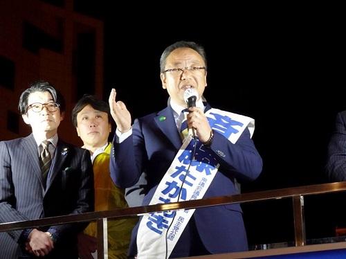 栃木県議選ダイジェスト!告示日2 拡散希望
