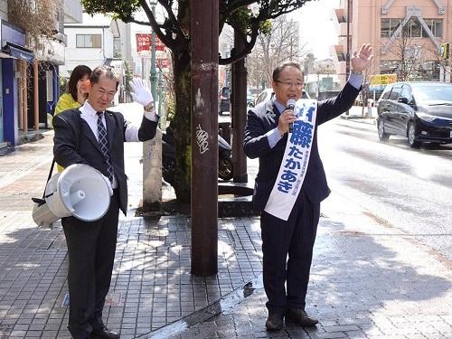 栃木県議選ダイジェスト!3日日 拡散希望①