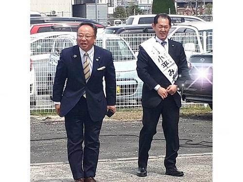 私は応援しています!宇都宮市議会議員選挙 小平①