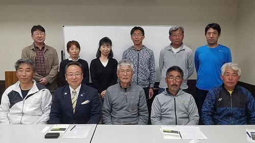 宇都宮テニス協会<総会>へ!