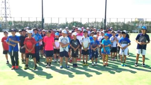 第14回 宇都宮テニス協会<春の子供テニス大会 2019>