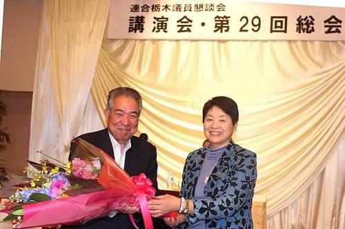 連合栃木議員懇談会<第29回 総会>!②