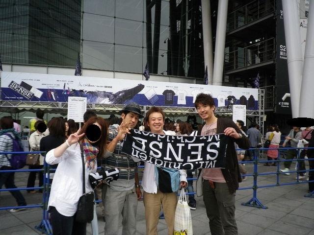 2011 SENSE TOUR  さいたまスーパーアリーナ