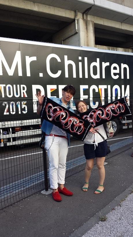 2015 REFLECTION TOUR さいたまスーパーアリーナ