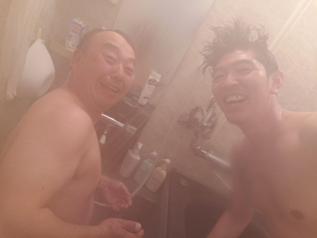 シャワー4