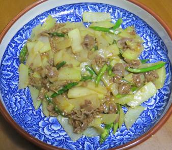 コールラビ入り野菜ミックス1