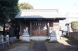 190305久喜御嶽神社カシ⑦