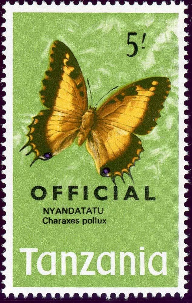 Tanzania:1973公用-10