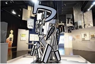 2019-5-26大英博物館のマンガ展3
