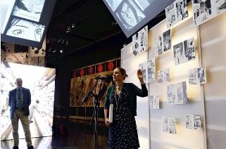 2019-5-26大英博物館のマンガ展2