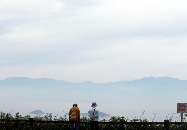 亀老山展望公園   10