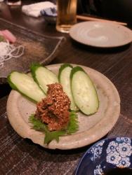 190323_11鶏レバー辛味噌