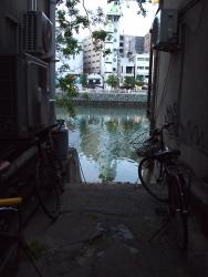 190529_13那珂川と自転車