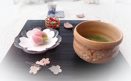 0327生菓子 桜