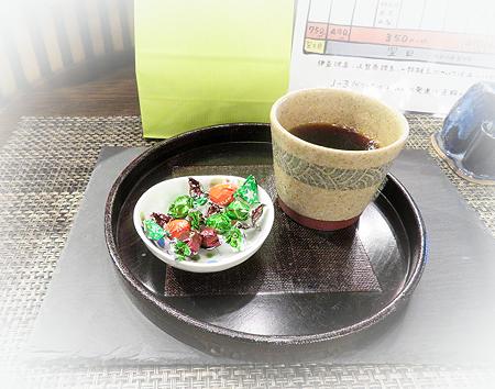 0424試飲珈琲・キリマン