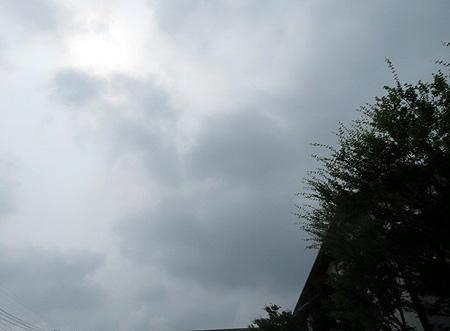 0622朝の空