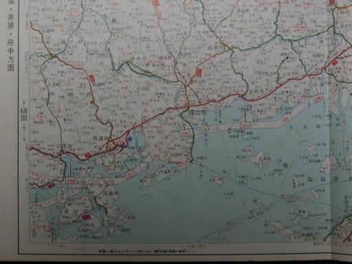 20181225・道路地図51-4・福山・三原