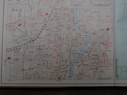 20181225・道路地図54-4・岡山市