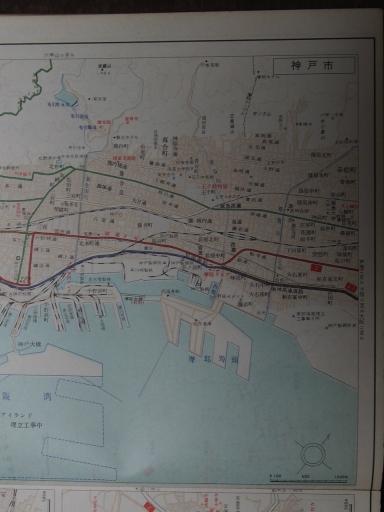 20181225・道路地図54-2・神戸市東部