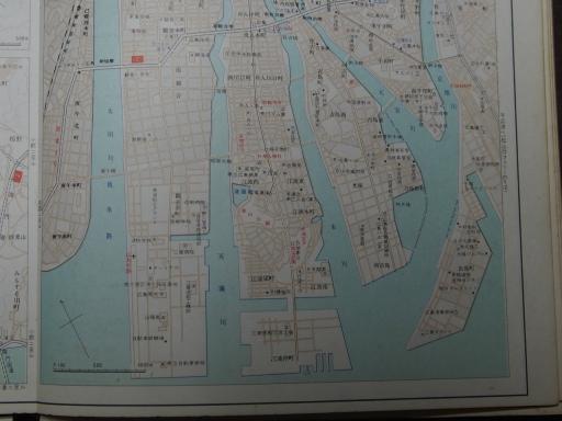 20181225・道路地図55-2・広島市南部