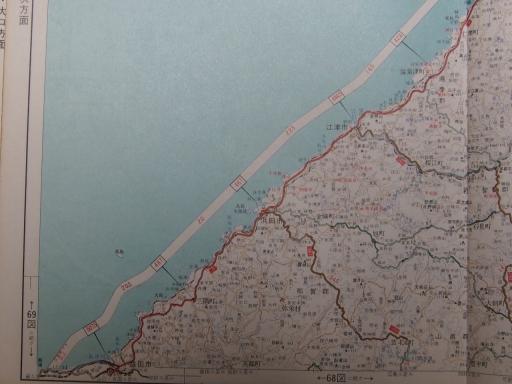 20181225・道路地図58-3・江津・浜田