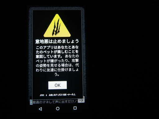 20190316・にゃーにゃー17・人猫語翻訳機