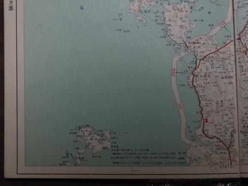 20190401・道路地図67-4・阿久根・出水