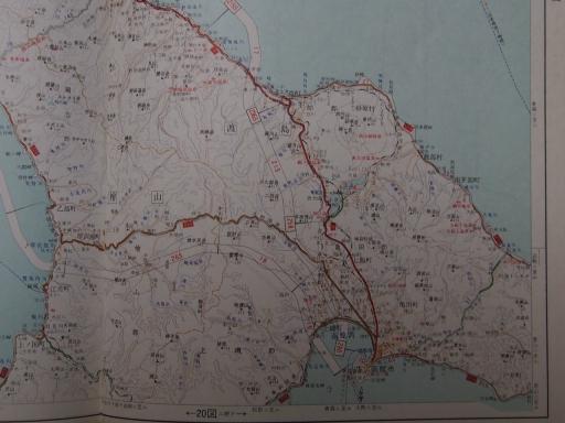 20190401・道路地図75-7-2・(補)渡島半島南部