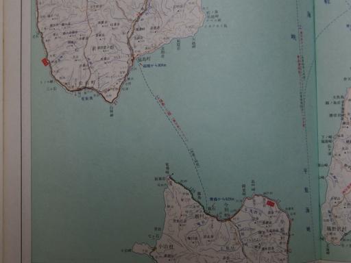 20190401・道路地図75-6-2・松前・今別
