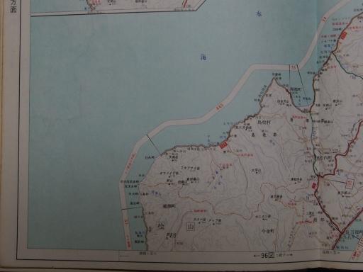 20190401・道路地図76-4・黒松内・島牧