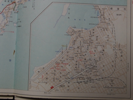 20190401・道路地図80-2・根室市街図