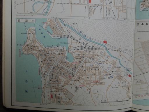 20190401・道路地図85-4・留萌市