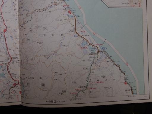 20190401・道路地図88-2・豊富・浜頓別
