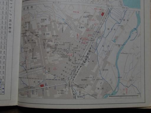 20190401・道路地図91-6・北見市街図