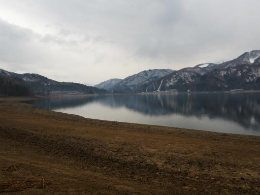 20190414・長野旅行3-16・青木湖北部到着