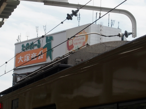 20190507・カメラレンズが壊れてネオン10・西武新宿