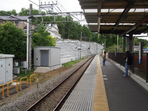 20190507・カメラレンズが壊れて鉄05・武蔵大和駅
