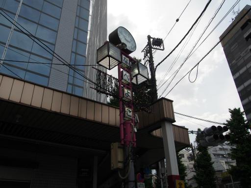 20190518・新宿中野散歩空12・鍋横