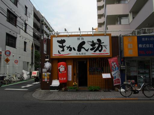 20190518・新宿中野散歩空10・きかん坊の空