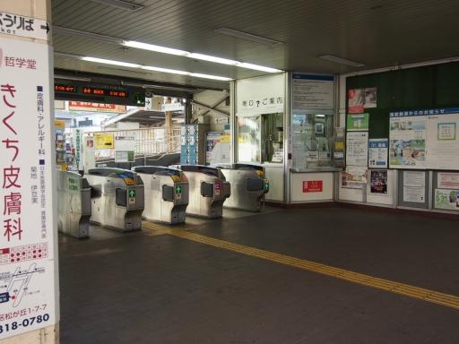 20190519・帰宅鉄1・新井薬師前(20日)