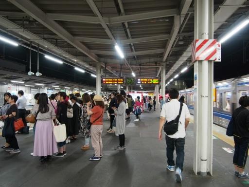 20190602・鍋倉高原旅行鉄1・6月1日所沢駅