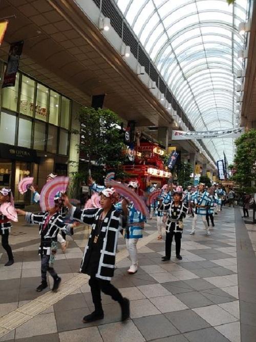 青葉祭り1