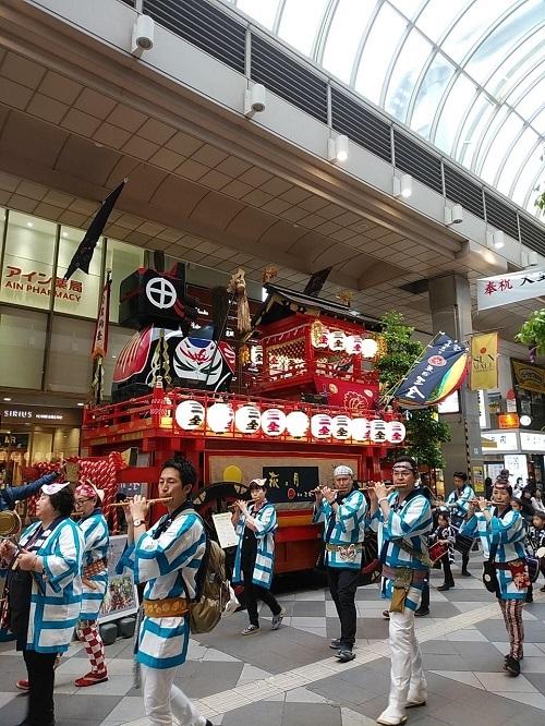 青葉祭り2