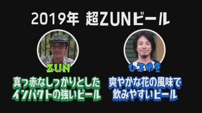 ZUNビール試飲会2019-04