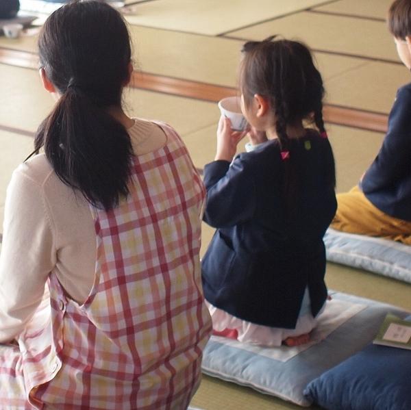 600坐禅体験姿勢の変化2