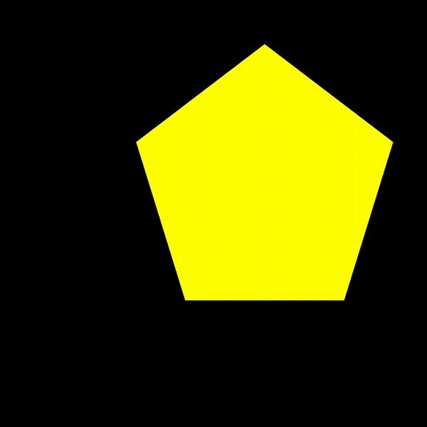 600ブログ 無限の多角形4