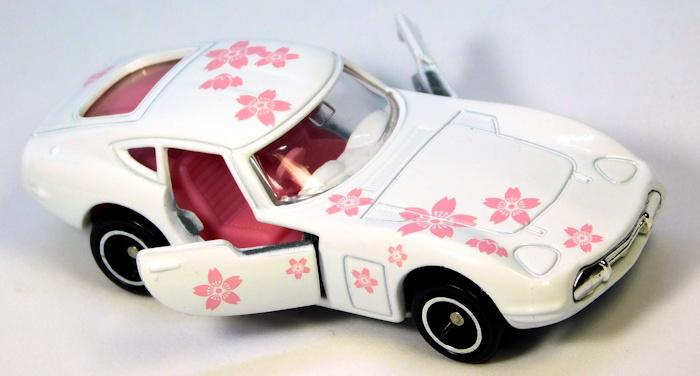 アピタ・ピアゴ オリジナル 春トミカ トヨタ 2000GT