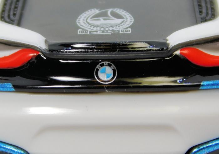 AEON No.43 BMW i8 ドバイ警察仕様