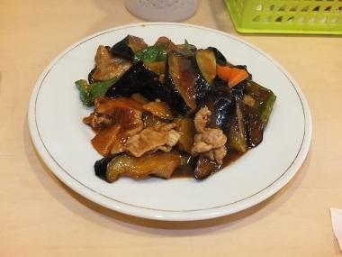 6ナスの味噌炒め0411