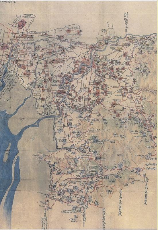 みやま古地図